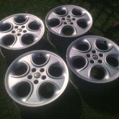 Alu disky Alfa Romeo