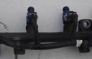 Vstrekovače aj s lištou Hyundai Getz, Kia Picanto 1,0i