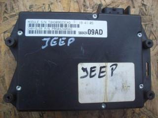 Riadiace jednotky Jeep