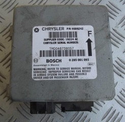 Riadiace jednotky Chrysler