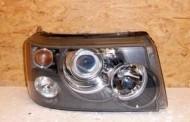 Predné bi-xenónové svetlo Land Rover Sport
