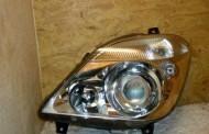 Predné bi-xenónové svetlo Mercedes Sprinter 2006-