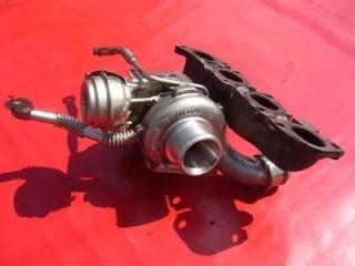 Turbodúchadlo Fiat Croma 1,9 JTD Garrett 55196766