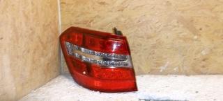 Zadné svetlo Mercedes E W212