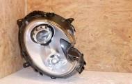 Predné bi-xenónové svetlo MINI 2011-