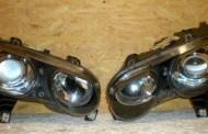 Predné xenónové svetlo Rover 75 rv. 1999 - 2003
