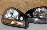 Predné svetlo Hyundai Tucson