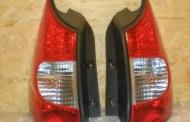 Zadné svetlo Renault Scenic
