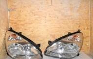 Predné xenónové svetlo Citroen C5 2000 - 2004 a Citroen C5 facelift 2004 - 2008