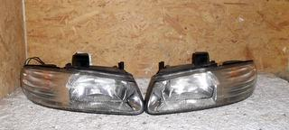 Predné svetlo Chrysler Voyager