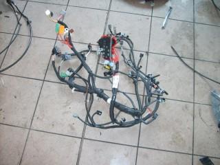 Kabeláž motora rôzne značky a druhy