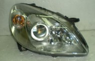 Predný svetlomet Mercedes B (W245)