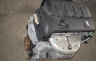 Motor 1,4 16V - KFU Peugeot 206 207 307  Citroen C2 C3 C4