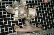 Turbodúchadlo Mercedes A/B 200 Turbo - 53039707200