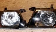 Predný svetlomet Mitsubishi Pajero V60 (00-03)
