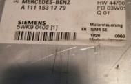 Riadiaca jednotka Mercedes Benz C200 w203 5WK0402