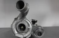 Repasované turbodúchadlo Renault Laguna II, Trafic II, Scenic, Megane, Master, Opel Vivaro, Movano, Volvo S40/V40 - 1,9 D/dCi (75 kW)