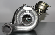 Repasované turbodúchadlo 2,5 TDi na VW Škoda Audi