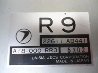 Riadiaca jednotka SUBARU LEGACY 2.0  Unisia 94-99r.
