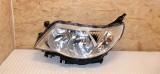 Predné xenónové svetlo Subaru Forester 2008-2012