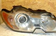 Predné xenónové / bi-xenónové svetlo na Jaguar XF 2008 - 2012