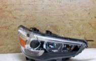 Predné bi-xenónové svetlo Mitsubishi ASX