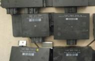Riadiaca jednotka modul komfortu VW Passat (B5), Golf IV T4 7D0959800 7D0959800B 7D0959800C 7D0959800D