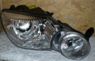 Predné bi-xenónové svetlo Škoda Yeti