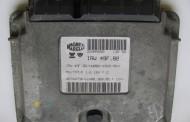 Riadiaca jednotka Fiat Multipla 1,6 16V - IAW49FB2, 46744738
