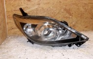 Predné xenónové svetlo na Mazda 5 facelift