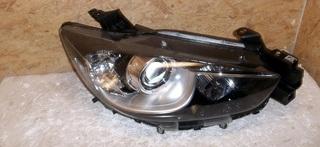 Predné bi-xenónové svetlo na Mazda CX5 2012 –