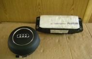 Airbag vodiča, spolujazdca na Audi A6 2010 –