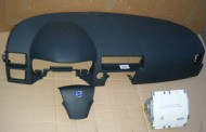 Airbag vodiča, spolujazdca, palubná doska na Volvo V50 S40 C70 C30
