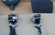 Airbag vodiča, spolujazdca, bezpečnostné pásy na Nissan Juke