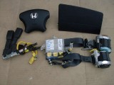 Airbag vodiča, spolujazdca, bezpečnostné pásy na Honda Civic sedan