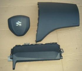 Airbag vodiča, spolujazdca, kolenný airbag  na Suzuki Swift