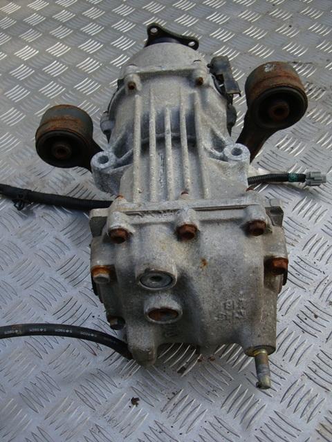 Zadný diferenciál Nissan Xtrail 2,2 dci 100 kW