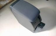 Lakťová opierka s plastovaním VW Golf VI 2008 - 2012