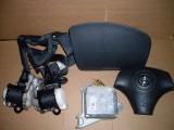 Airbag vodiča, spolujazdca, bezpečnostné pásy na Toyota Celica