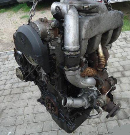 Motor 2,5 D TD 63 kW 76 kW 79 kW Citroen Jumper, Fiat Ducato, Peugeot Boxer  DJ5, T8A, DJ5T,THX, DJ5TED