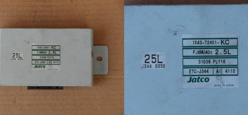 RJ-automat-X-type