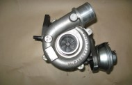 Repasované turbodúchadlo Toyota Auris Avensis Picnic Previa RAV4 2,0 D-4D