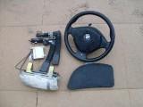 Airbag vodiča, spolujazdca, bezpečnostné pásy na BMW Z3