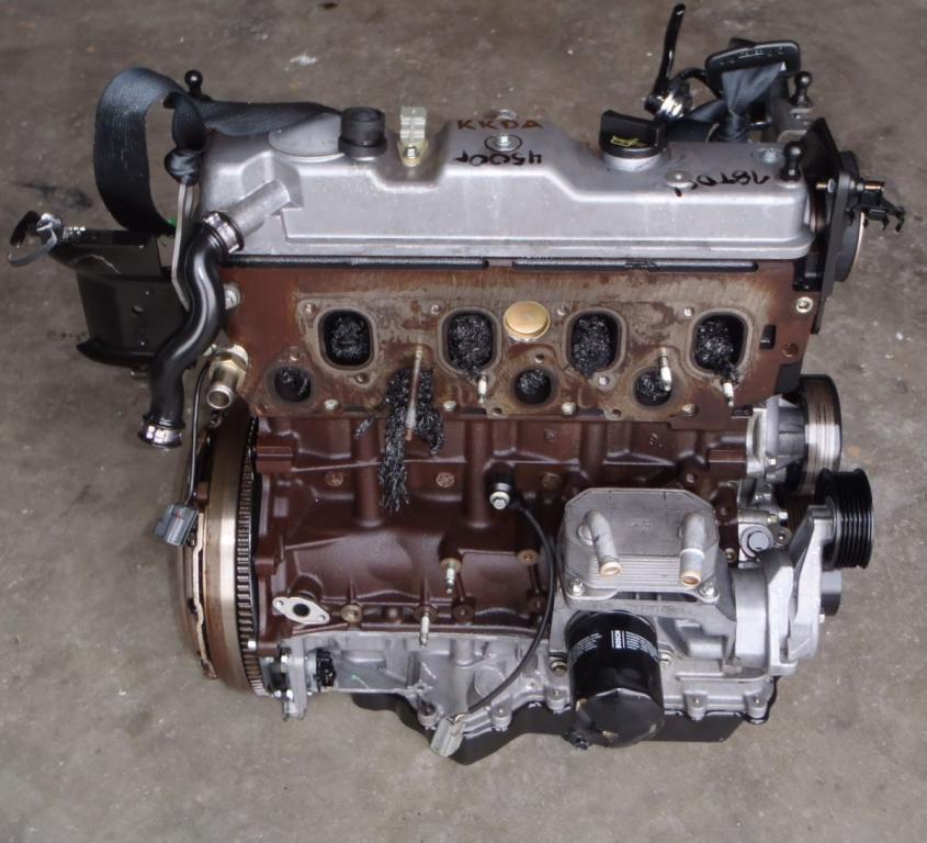 Motor 1,8 TDCI KKDA KKDB na Ford Focus II C-Max