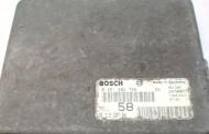 Riadiaca jednotka Peugeot 106 / 206, Citroen Saxo 1,1i - 9631528780 0261204788