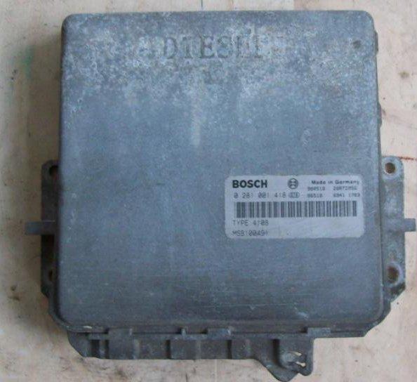 Riadiaca jednotka na ROVER 200 400 2.0 TD 0281001418