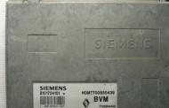 Riadiaca jednotka Renault Safrane 2,2i - 7700850439 S101724101D