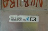Riadiaca jednotka Daewoo Nubira - 16238981 C3