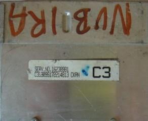 Riadiaca jednotka Daewoo Nubira – 16238981 C3