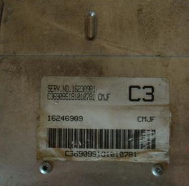 Riadiaca jednotka Daewoo Nubira – 16238981 CMJF C3